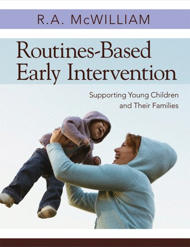 Routines-Based Early Intervention Supporting Young Children and Their Families  2010 edition cover