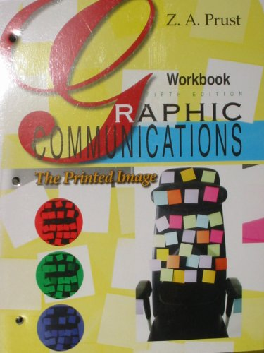 Graphic Communications  5th 2009 (Workbook) edition cover