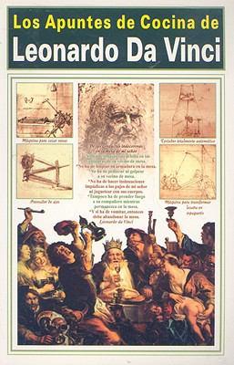 Los Apuntes de Cocina de Leonardo Da Vinci   2005 edition cover