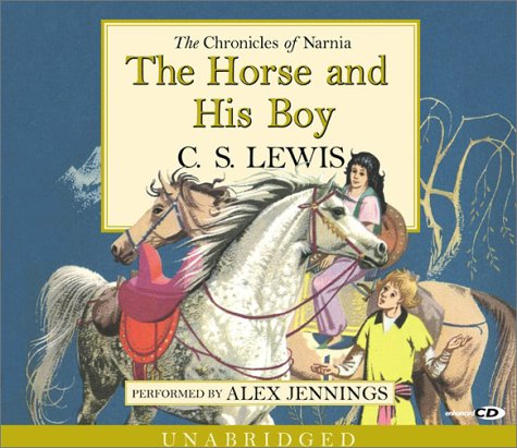 Horse and His Boy   2002 9780060510626 Front Cover