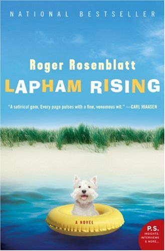 Lapham Rising A Novel N/A 9780060833626 Front Cover