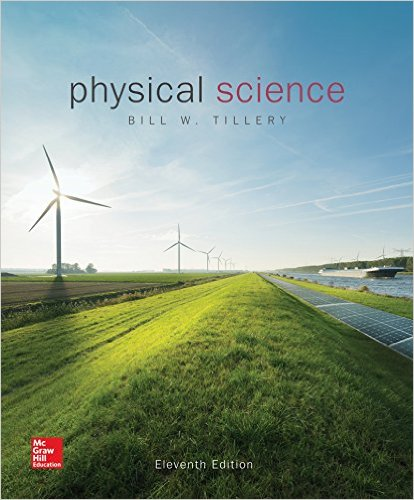 Physical Science:   2016 9780077862626 Front Cover