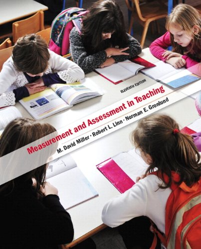 Measurement and Assessment in Teaching  11th 2013 edition cover