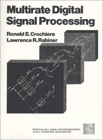 Multirate Digital Signal Processing  1st 1983 edition cover
