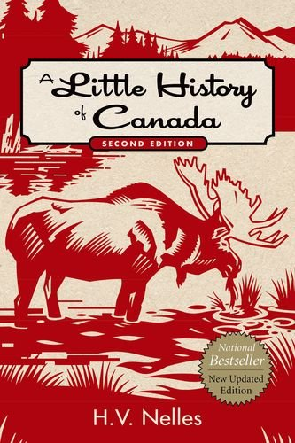 Little History of Canada  2nd 2011 edition cover