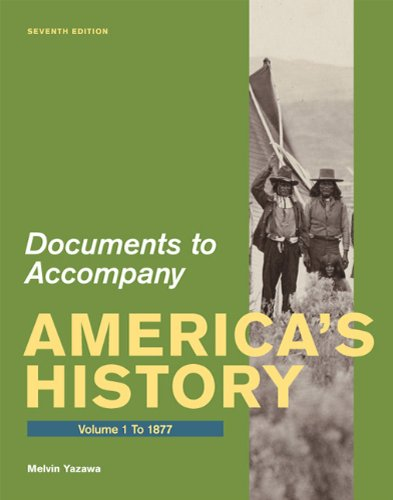 Documents to Accompany to 1877  7th 2011 edition cover