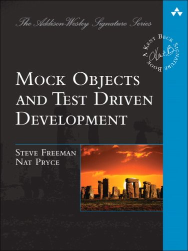 Growing Object-Oriented Software, Guided by Tests   2010 9780321503626 Front Cover