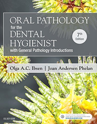 Oral Pathology for the Dental Hygienist:   2017 9780323400626 Front Cover
