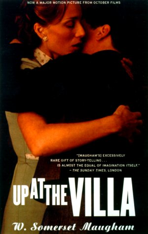 Up at the Villa   2000 (Movie Tie-In) edition cover