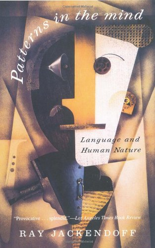 Patterns in the Mind Language and Human Nature  1994 edition cover