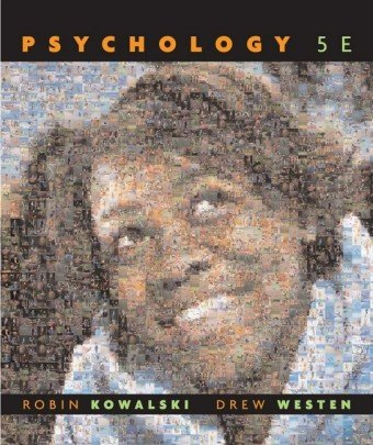Psychology  5th 2009 edition cover