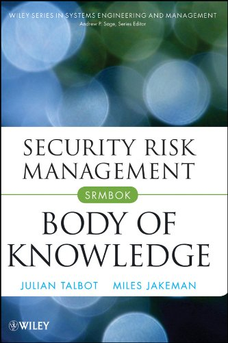 Security Risk Management Body of Knowledge   2009 edition cover