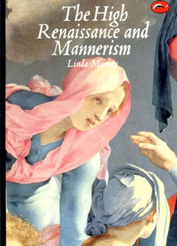 high renaissance to mannerism the transition
