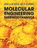 Molecular Engineering Thermodynamics   2013 edition cover