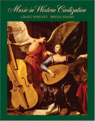 Music in Western Civilization   2006 edition cover