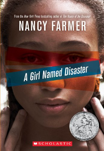 Girl Named Disaster  N/A edition cover