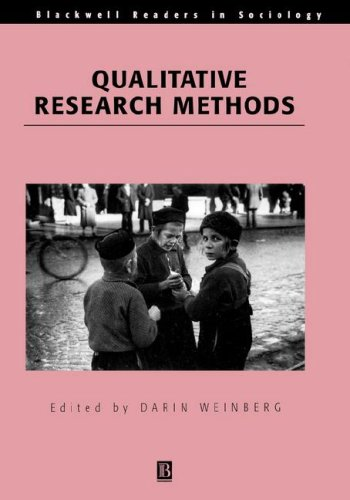 Qualitative Research Methods   2001 edition cover