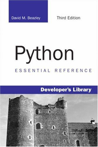 Python  3rd 2006 (Revised) edition cover