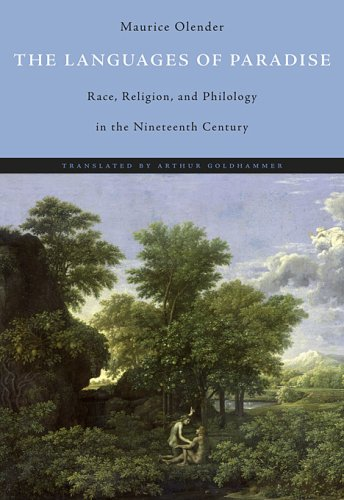 Languages of Paradise Race, Religion, and Philology in the Nineteenth Century  1992 edition cover