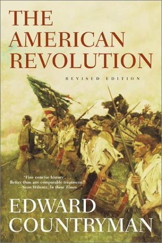 American Revolution  2nd 2003 (Revised) edition cover