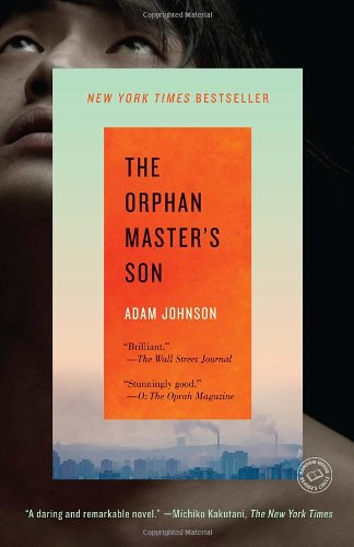 Orphan Master's Son  N/A 9780812982626 Front Cover