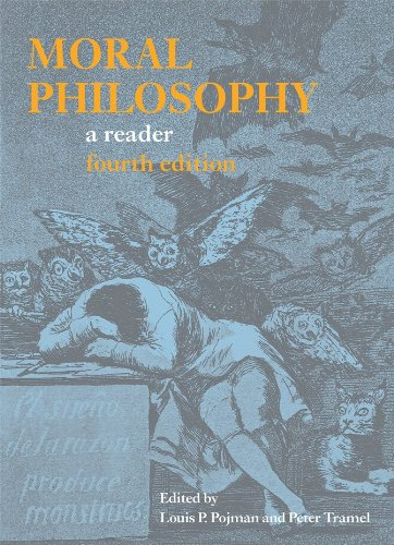 Moral Philosophy A Reader 4th 2009 edition cover