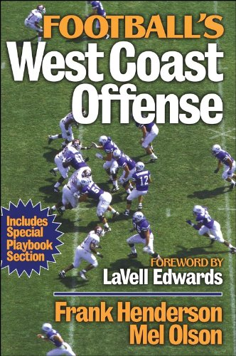 Football's West Coast Offense   1997 9780880116626 Front Cover