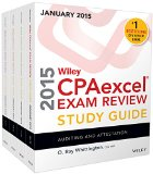 Wiley Cpaexcel Exam Review 2015   2014 9781118917626 Front Cover