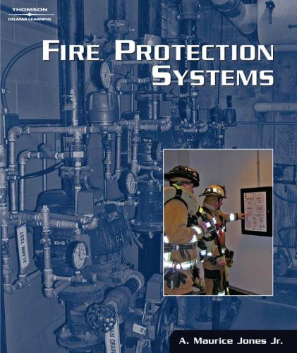 Fire Protection Systems   2009 9781401862626 Front Cover