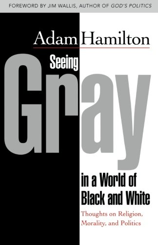 Seeing Gray in a World of Black and White Thoughts on Religion, Morality, and Politics N/A edition cover