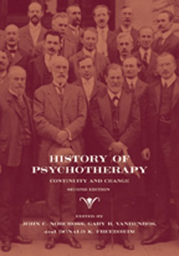 History of Psychotherapy Continuity and Change 2nd 2011 (Revised) edition cover