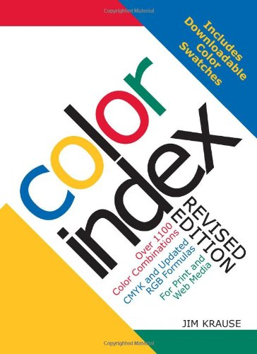 Color Index  2nd 2010 (Revised) edition cover