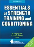 Essentials of Strength Training and Conditioning  4th 2016 9781492501626 Front Cover