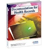 DOCUMENTATION FOR MEDICAL RECO N/A edition cover