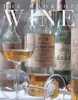 Book of Wine   1999 9782080136626 Front Cover