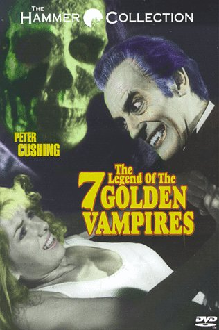 Legend of the 7 Golden Vampires / Seven Brothers Meet Dracula (Hammer Collection) System.Collections.Generic.List`1[System.String] artwork