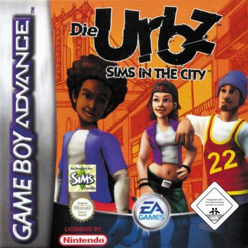 Urbz Game Boy Advance artwork