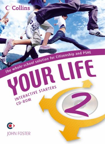 Your Life, Interactive Starters  2005 9780007200627 Front Cover