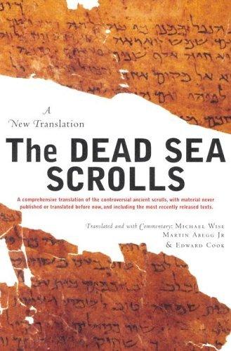Dead Sea Scrolls   2005 (Revised) edition cover