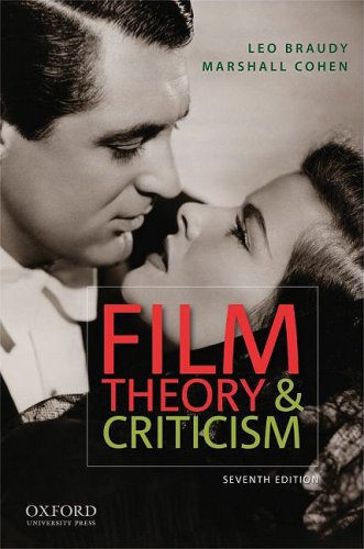 Film Theory and Criticism  7th 2008 edition cover