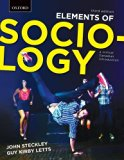 Elements of Sociology A Critical Canadian Introduction 3rd 2013 9780195448627 Front Cover