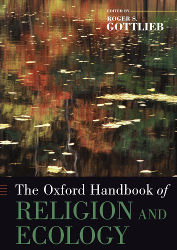 Oxford Handbook of Religion and Ecology   2011 edition cover