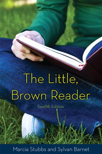 Little, Brown Reader  12th 2012 edition cover