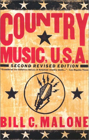 Country Music, U. S. A.  3rd 2002 (Revised) 9780292752627 Front Cover