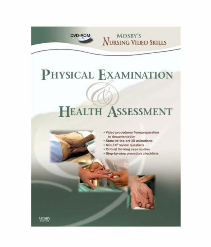 Physical Examination and Health Assessment 6th 2006 edition cover