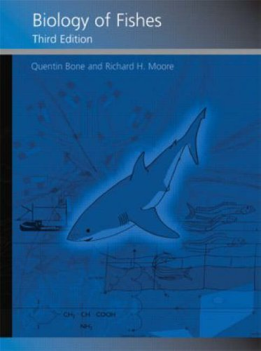 Biology of Fishes  3rd 2006 (Revised) edition cover