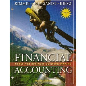 Financial Accounting: Tools for Business Decision Making, Binder Ready Without Binder 4th 2006 9780471942627 Front Cover