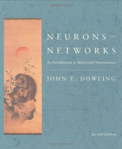 Neurons and Networks An Introduction to Behavioral Neuroscience 2nd 2001 edition cover