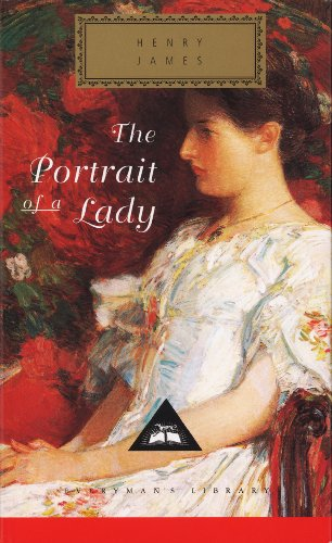 Portrait of a Lady  N/A 9780679405627 Front Cover