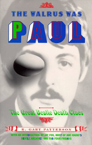 Walrus Was Paul The Great Beatle Death Clues  1998 edition cover